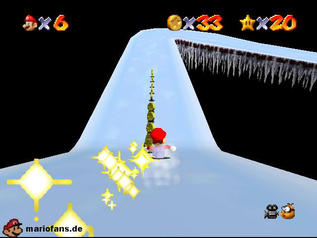 Super Mario 64 Komplettlösung Bibberberg Bob