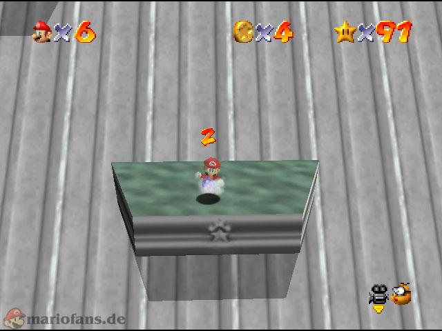Super Mario 64 Komplettlösung Geheime Sterne