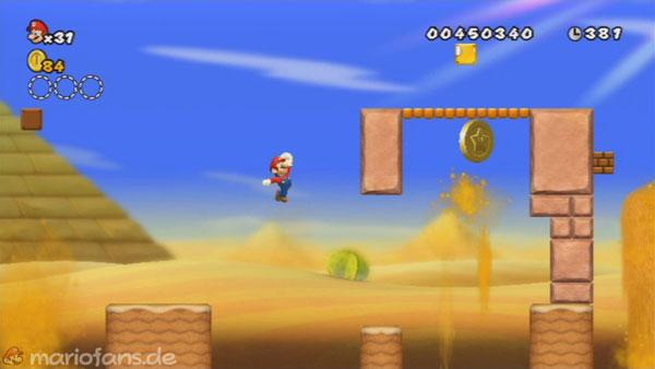 New Super Mario Bros Wii Komplettlösung Welt 2