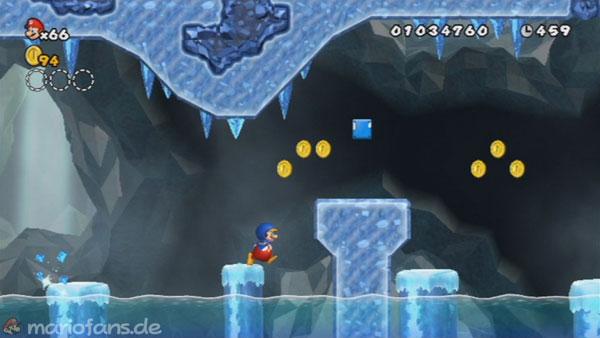 New Super Mario Bros Wii Komplettlösung Welt 3