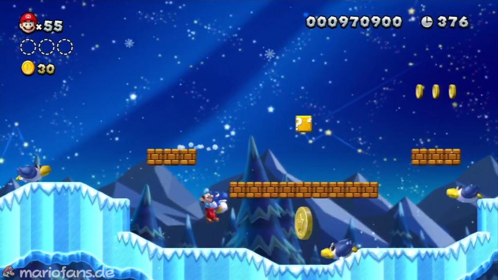 New Super Mario Bros U Komplettlösung Sandkuchenwüste