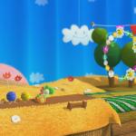 Neue Screenshots zu Yoshi's Wolly World