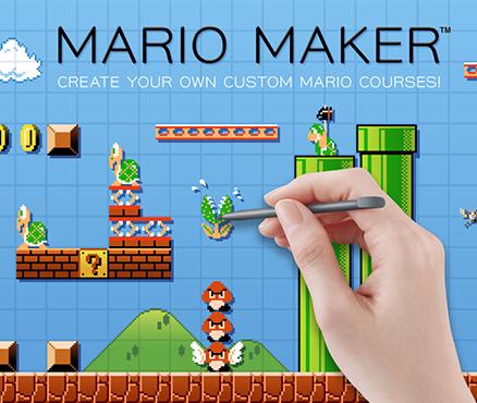 Nintendo Direct // Mario Maker