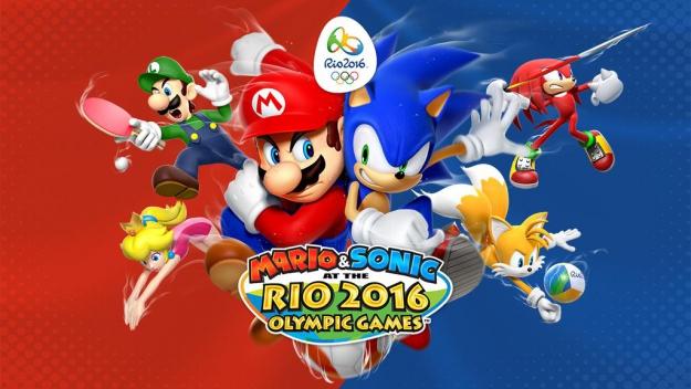 Nintendo Direct // Mario & Sonic bei den olympischen Spielen: Rio 2016
