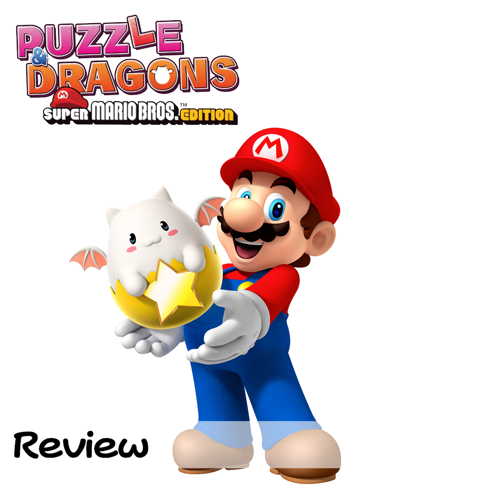 Review: Puzzle & Dragons: Super Mario Bros. Edition