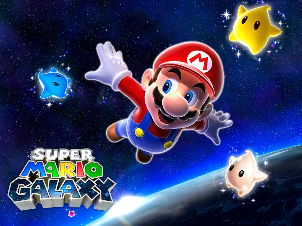 Nintendo Direct // Super Mario Galaxy für WiiU VC kommt