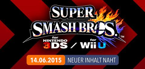 E3 2015 // Neuer Smash Bros DLC!