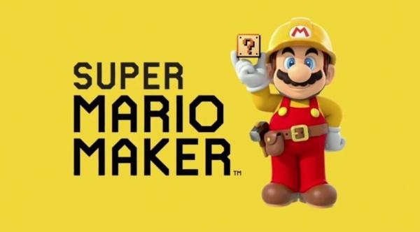 E3 2015 // Aus Mario Maker wird Super Mario Maker