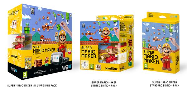 PM: Nintendo feiert das 30-jährige Jubiläum von Super Mario mit dem limitierten Super Mario Premium Pack