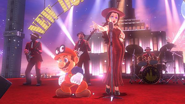 """Jump Up, Super Star! – Musikvideo zu """"Super Mario Odyssey"""""""