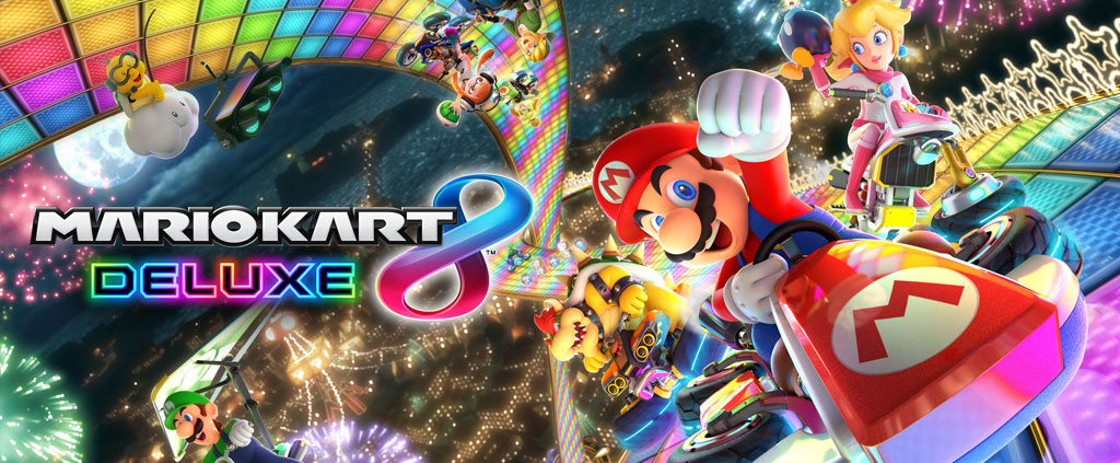 PM:  Mario Kart 8 Deluxe für Nintendo Switch – Rennspaß für alle, überall und jederzeit