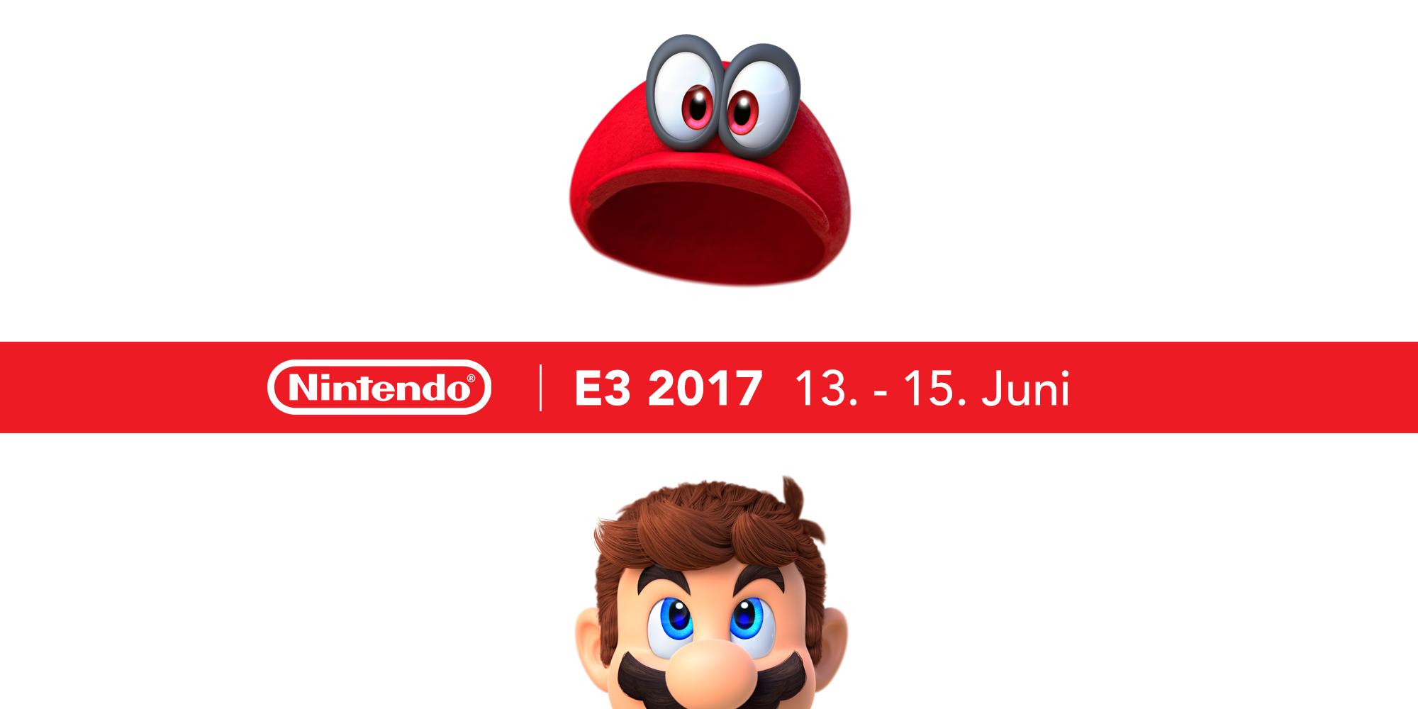 Pressemeldung: Let's-a go! – Auf der E3 warten Mario, heiße Turniere und Nintendo Switch