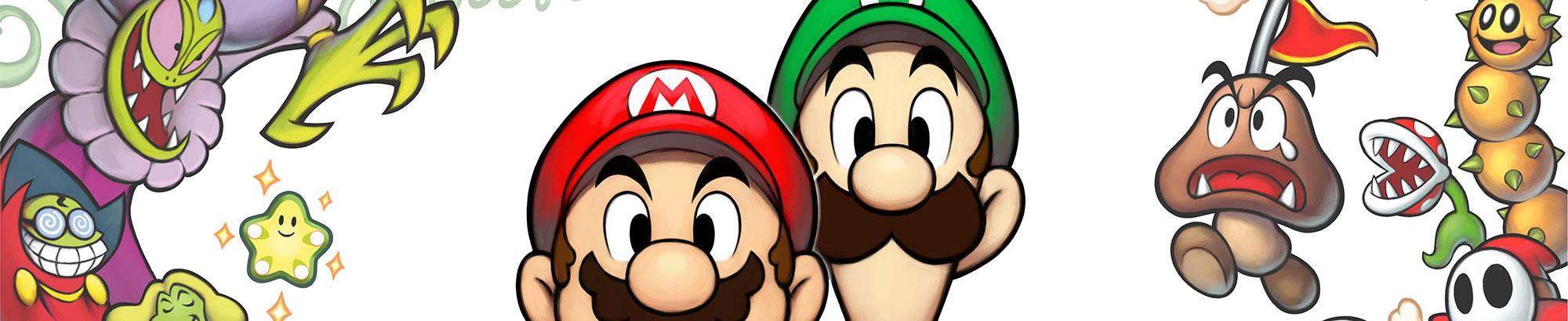 Neuer Trailer zum Remake des ersten Mario & Luigi Abenteuer!