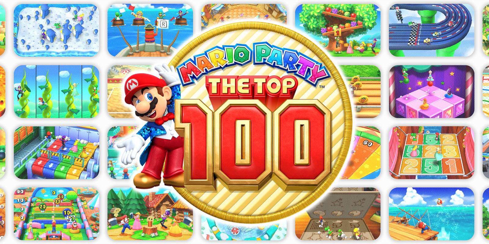 Gewinnspiel: Mario Party: The Top 100