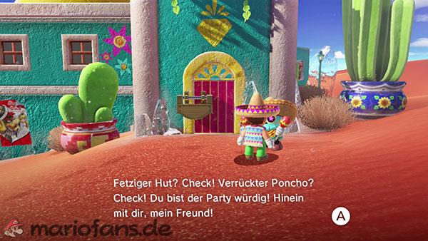 Super Mario Odyssey Komplettlösung Wüstenland