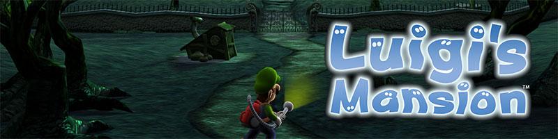 Remake: Luigi's Mansion für Nintendo 3DS