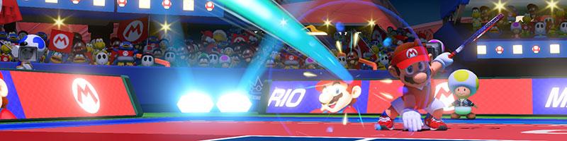 Neue Informationen: Mario Tennis Aces