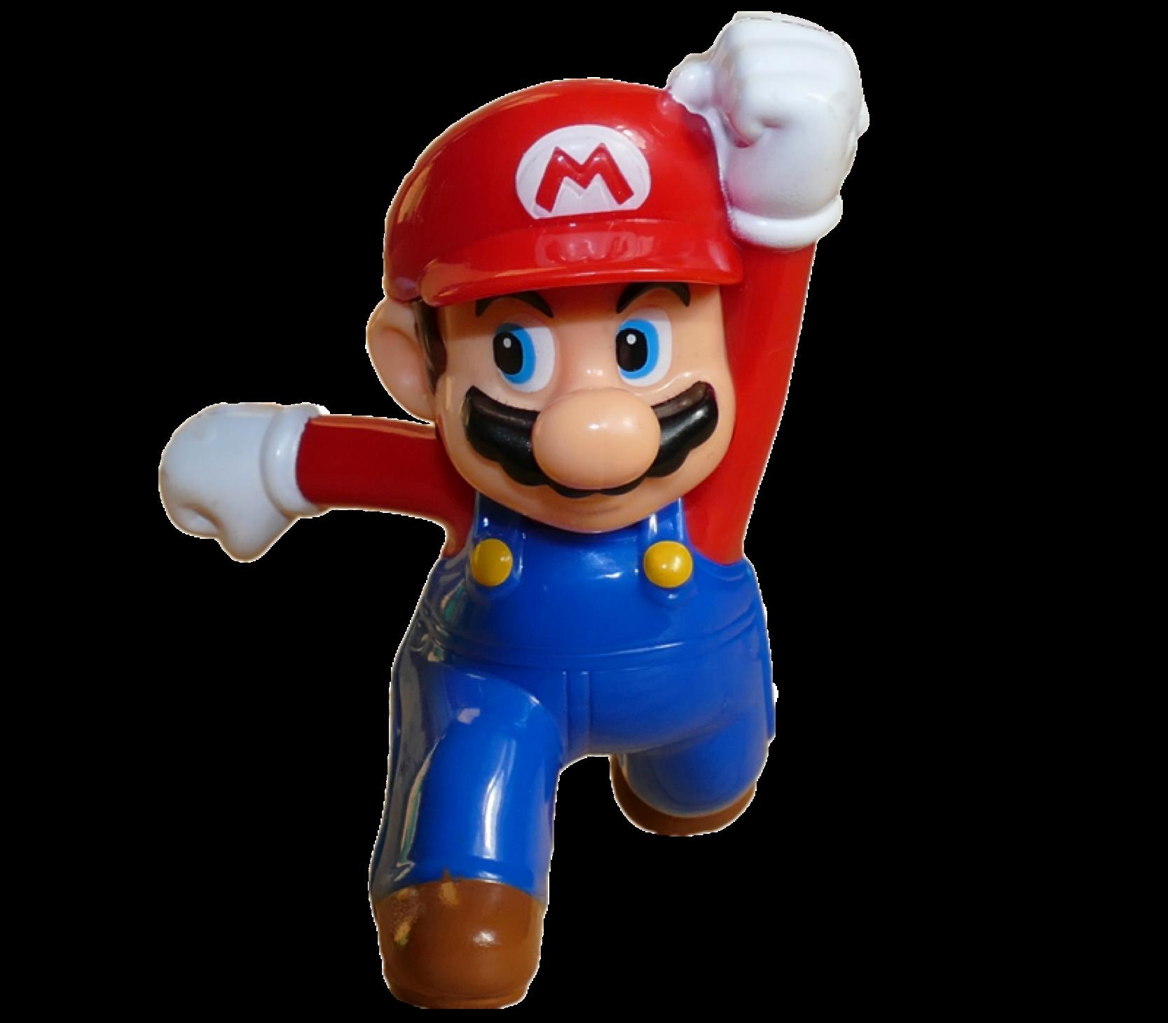 Super Mario ist einfach nicht zu bremsen!