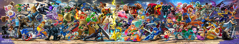 PM: Super Smash Bros. Ultimate Simon Belmont und King K. Rool steigen in Super Smash Bros. Ultimate in den Ring!