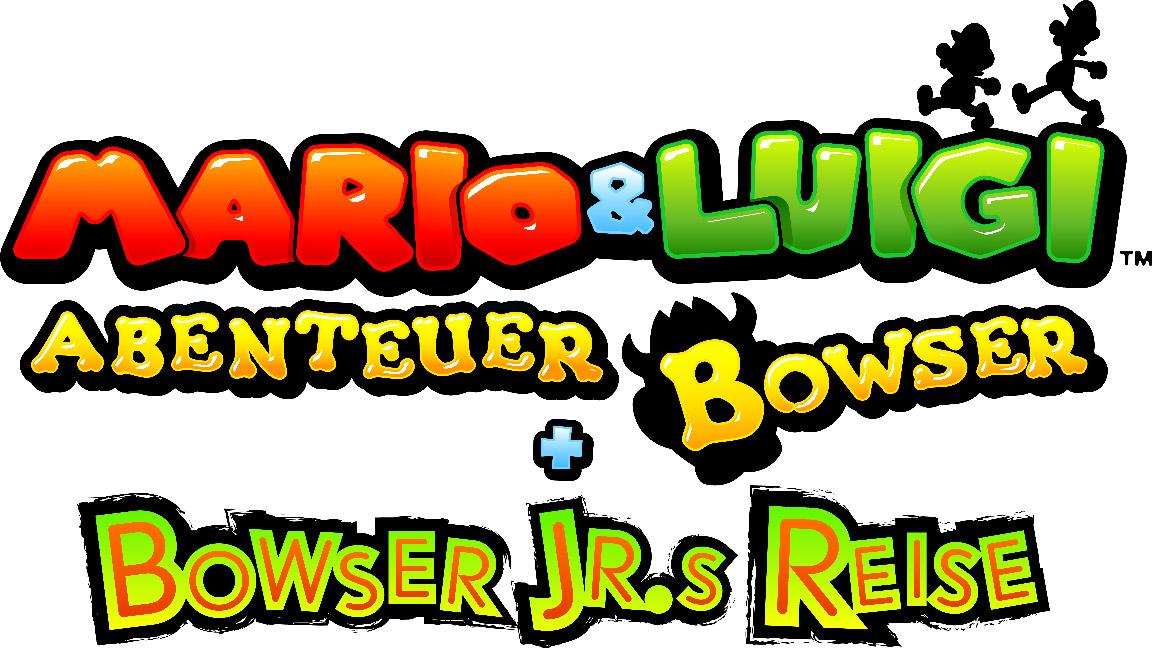 Release | Mario & Luigi: Abenteuer Bowser + Bowser Jr.s Reise