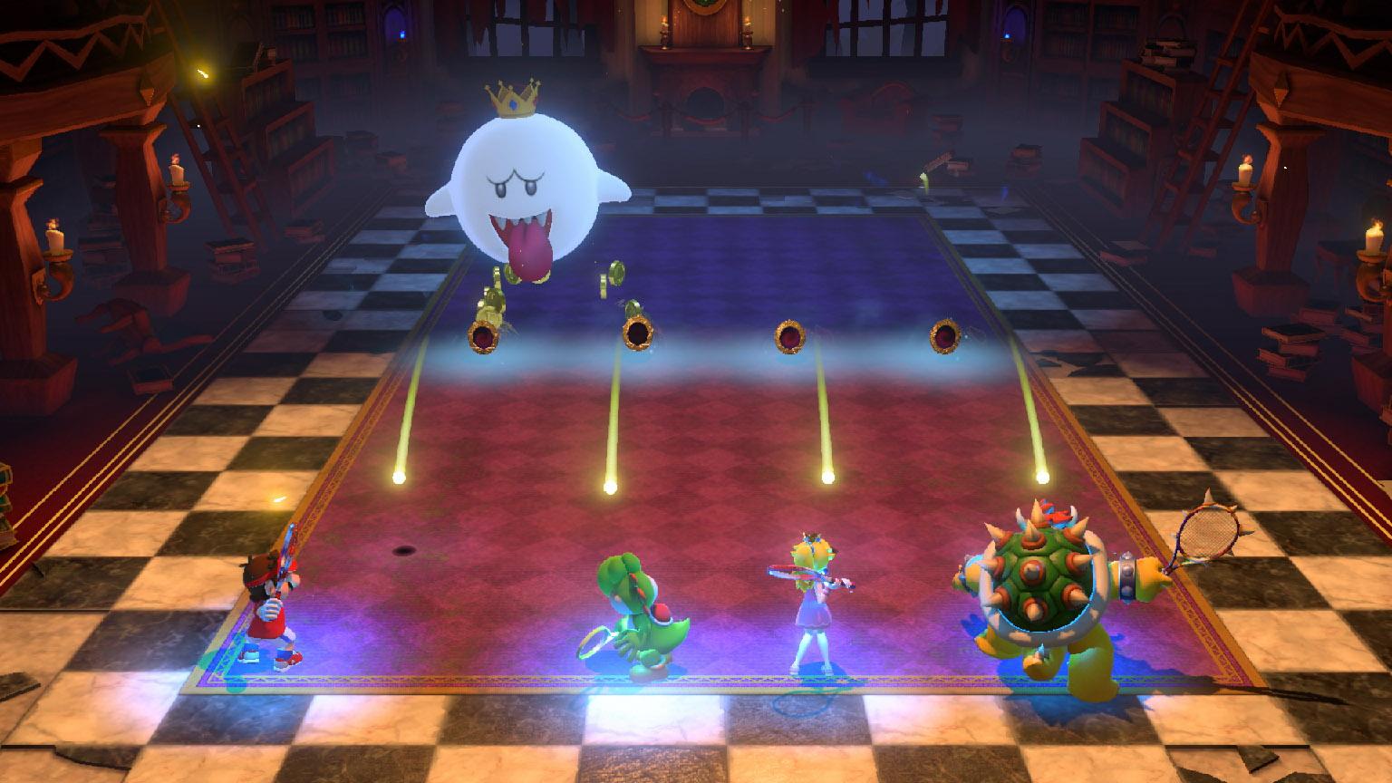 Update! Mario Tennis Aces Version 2.0