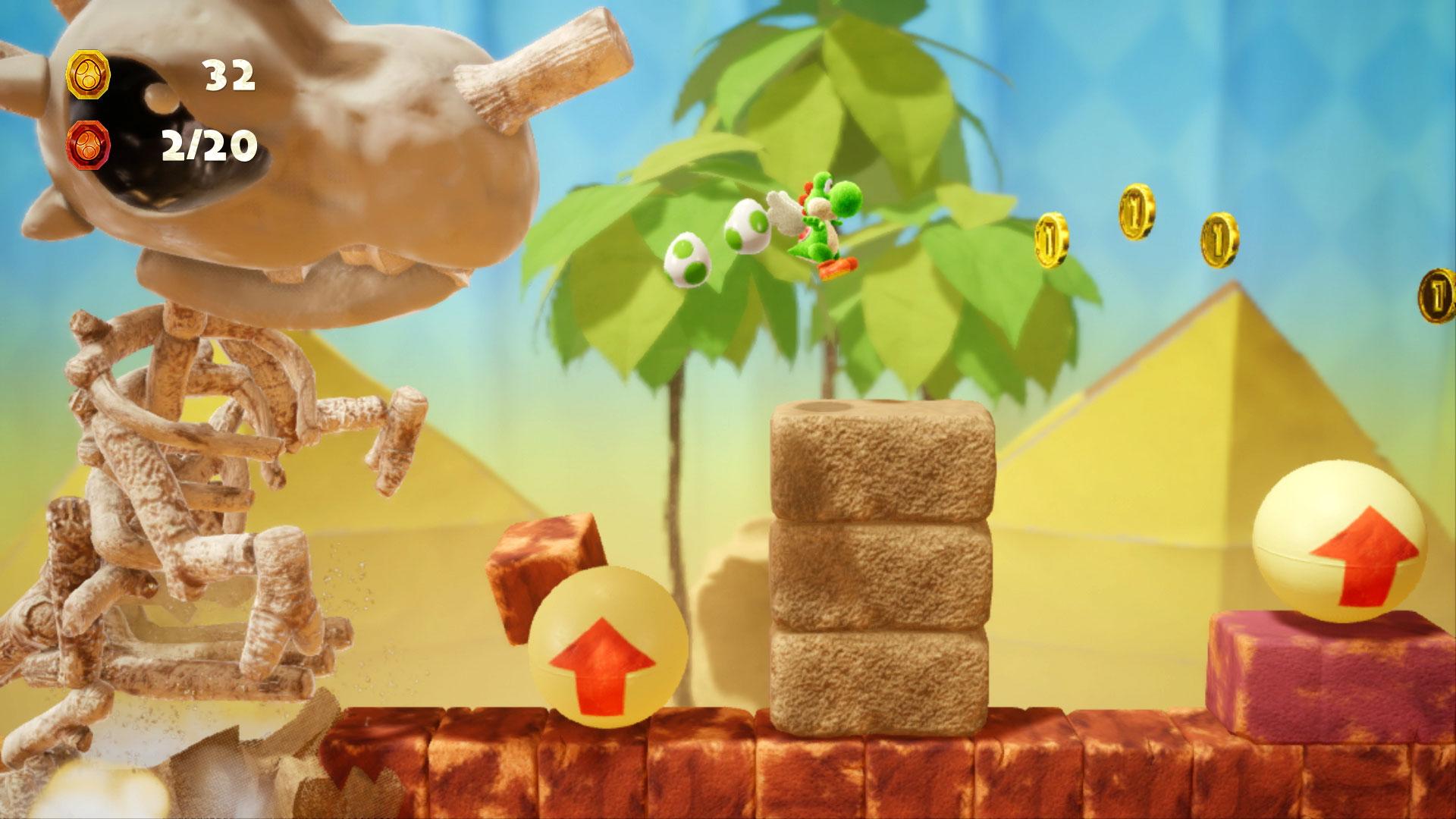 Yoshi's Crafted World – Unser Testbericht