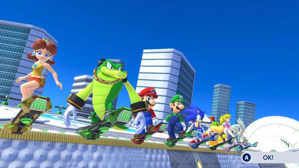 PM: Mario & Sonic bei den Olympischen Spielen: Tokyo 2020 wird noch abwechslungsreicher